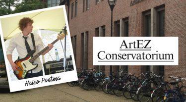 Gitaarschool Friesland Artez Conservatorium
